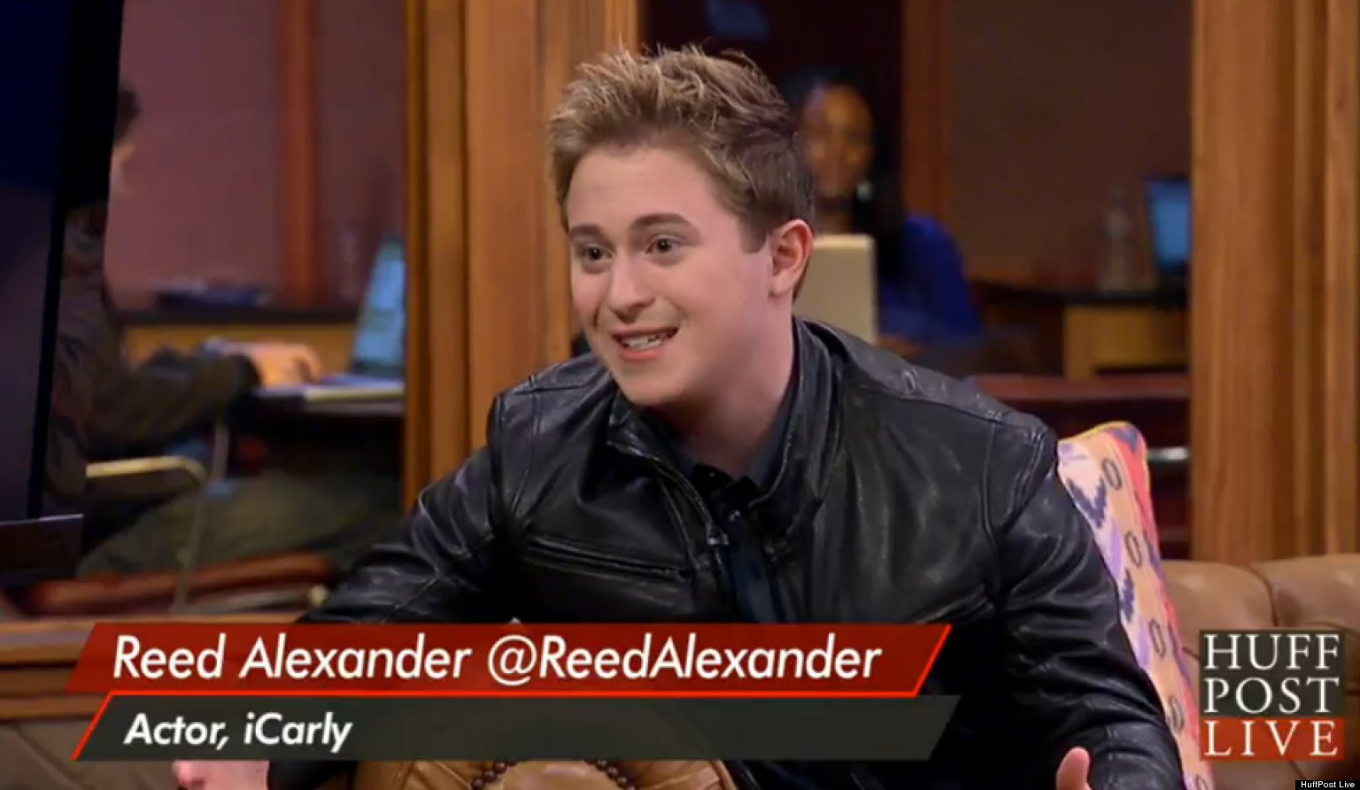 reed alexander today show