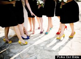 5 Ways To Deal With A Bad Bridesmaid