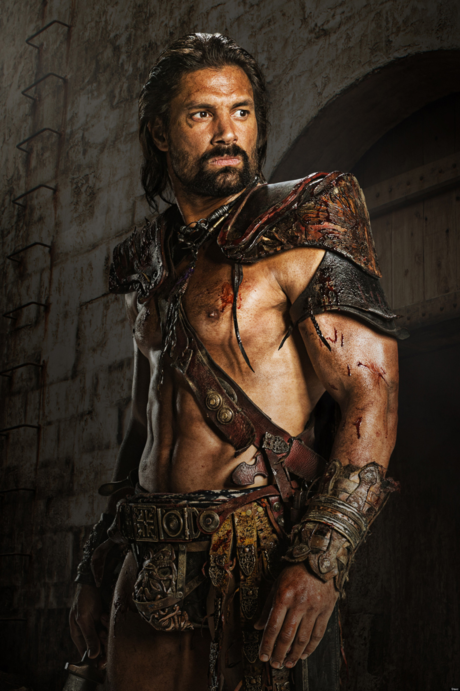 Spartacus' Recap: Manu Bennett On Crixus' Journey In 'Separate Pa...