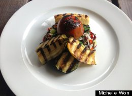 Recipe: Best Vegetarian Dish in New York City, Wild Rice, Eggplant and Tofu Galore