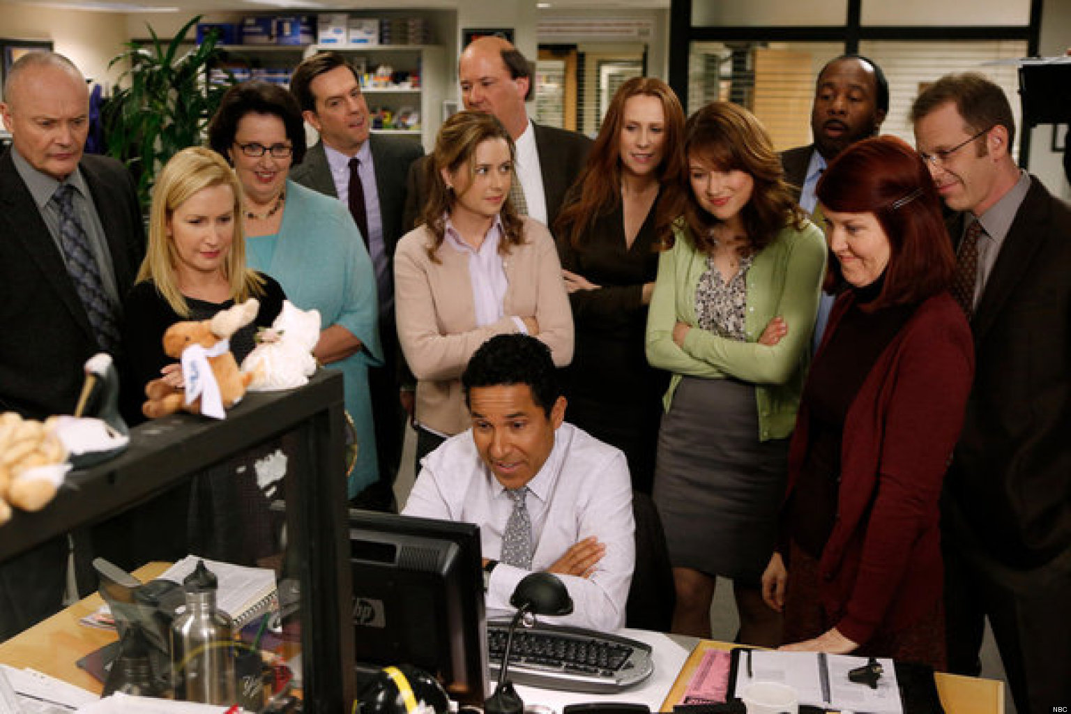 39 the office 39 finale cast preview 39 big 39 39 emotional 39 ending that will make you 39 laugh and cry - The office season 9 finale ...