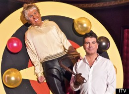 What Are Simon Cowell And David Walliams Up To?
