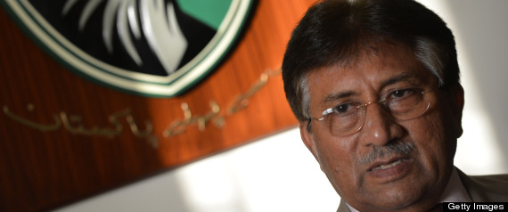 PERVEZ MUSHARRAF RETURN PAKISTAN