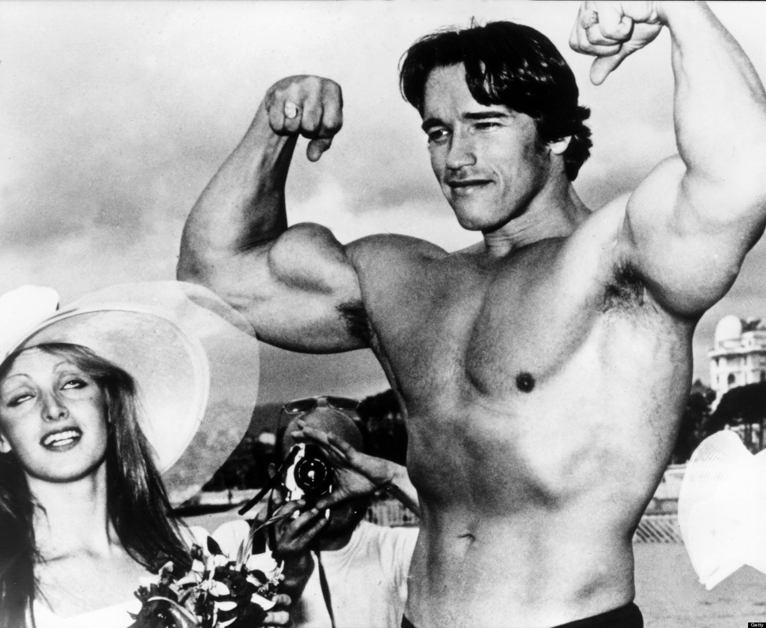 Arnold Schwarzenegger After Steroids Images & Pictures - Becuo.