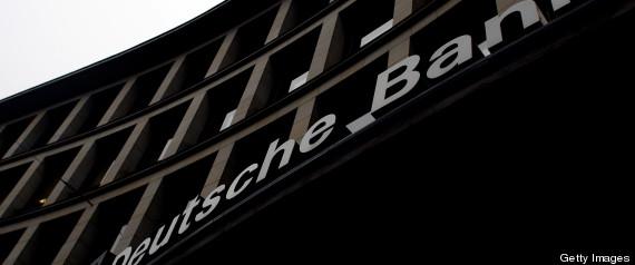 DEUTSCHE BANK IRAN SANCTIONS