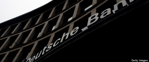 DEUTSCHE BANK IRAN SANCTIONS