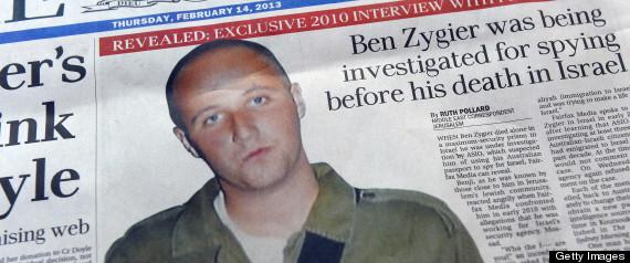 BEN ZYGIER HEZBOLLAH