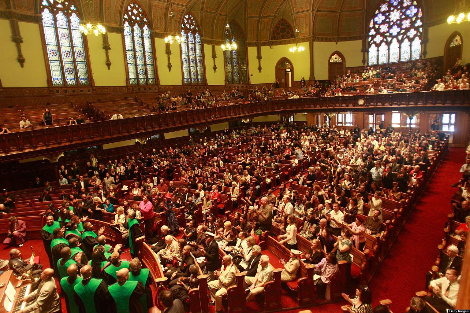church congregation images racial diversity increasing in u s congregations huffpost 904