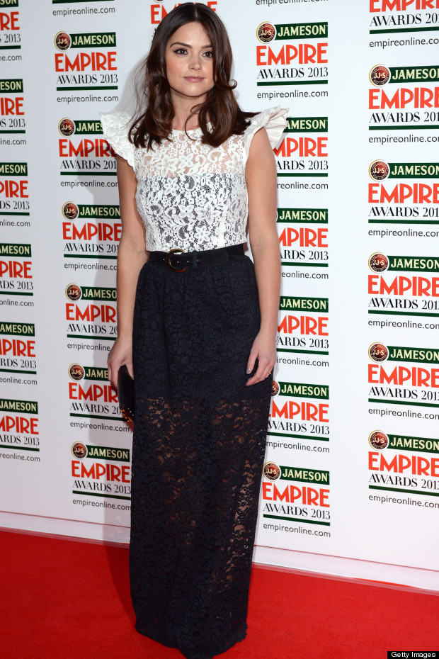 jenna louise coleman empire