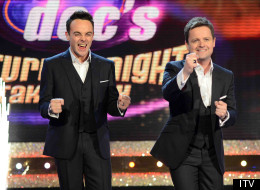 Ant & Dec Want To Take Hit Show Stateside