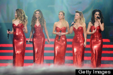 Awkward! Girls Aloud Gang Up On Nadine Coyle For Saying She Didn't Want Split