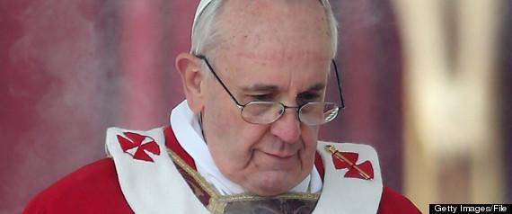 POPE FRANCIS LATINO
