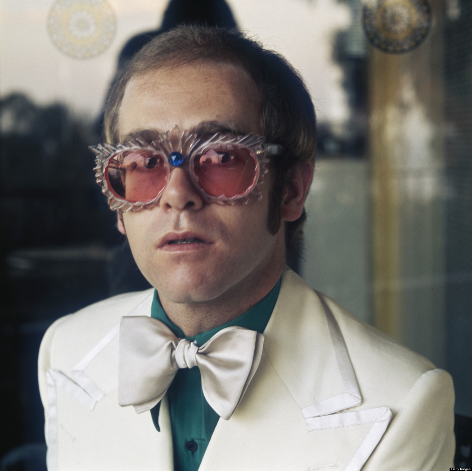 Elton John S Birthday Singer Turns 66 Today Photo