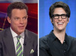 Shep Smith On Rachel Maddow: 'I Admire And Respect [Her]'