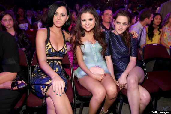 stewart katy Kristen perry and