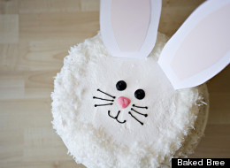 Easter Bunny Desserts Recipes