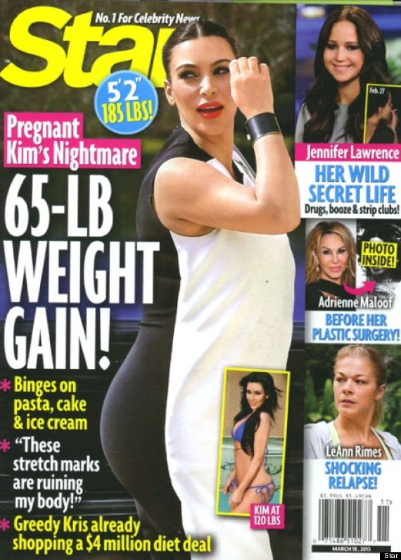 Kim Kardashian Pregnancy Weight Fat-Shaming: Why You Really Should