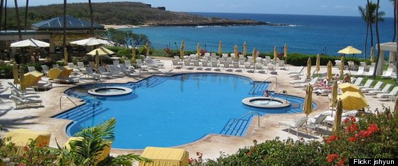 MOST RELAXING RESORTS US