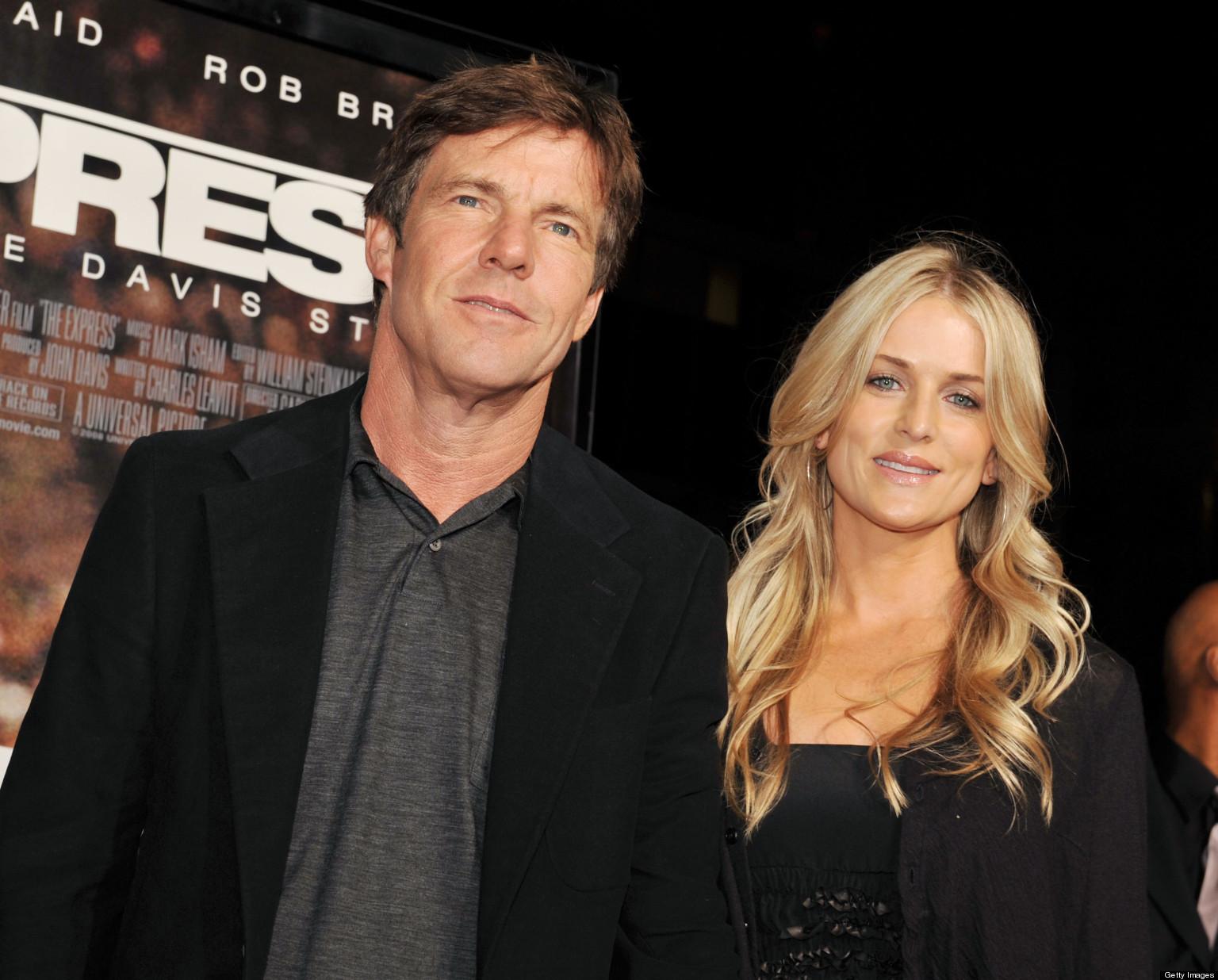 dennis quaid divorce off actor and wife kimberly not