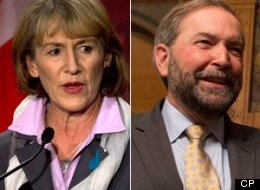 WATCH: Could Grits Create 'Prime Minister Mulcair'?