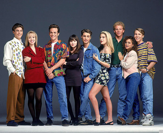 Beverly Hills 90210 Style Lessons Courtesy Of Donna Dylan And The
