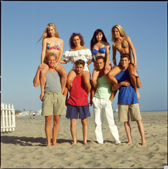 Beverly Hills 90210\' Style Lessons Courtesy Of Donna, Dylan And The ...