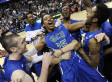 Florida Gulf Coast University Basketball Team Savors Its Ride To NCAA Tournament's Sweet 16
