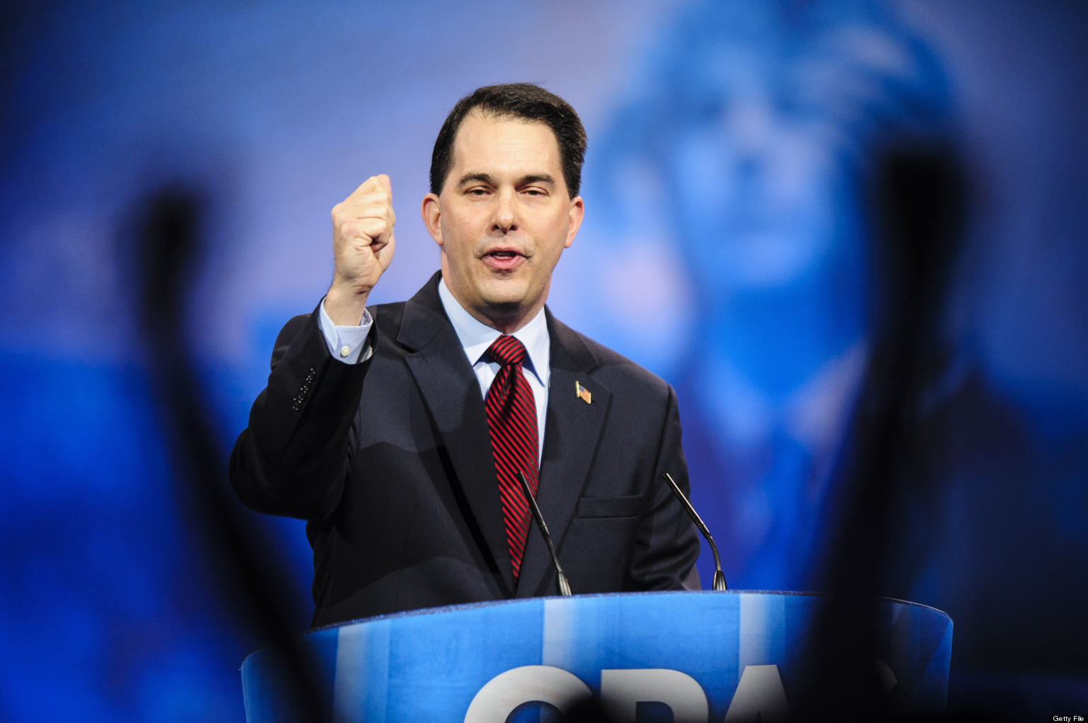 Scott Walker Reportedly Penning Book With Bush Speechwriter