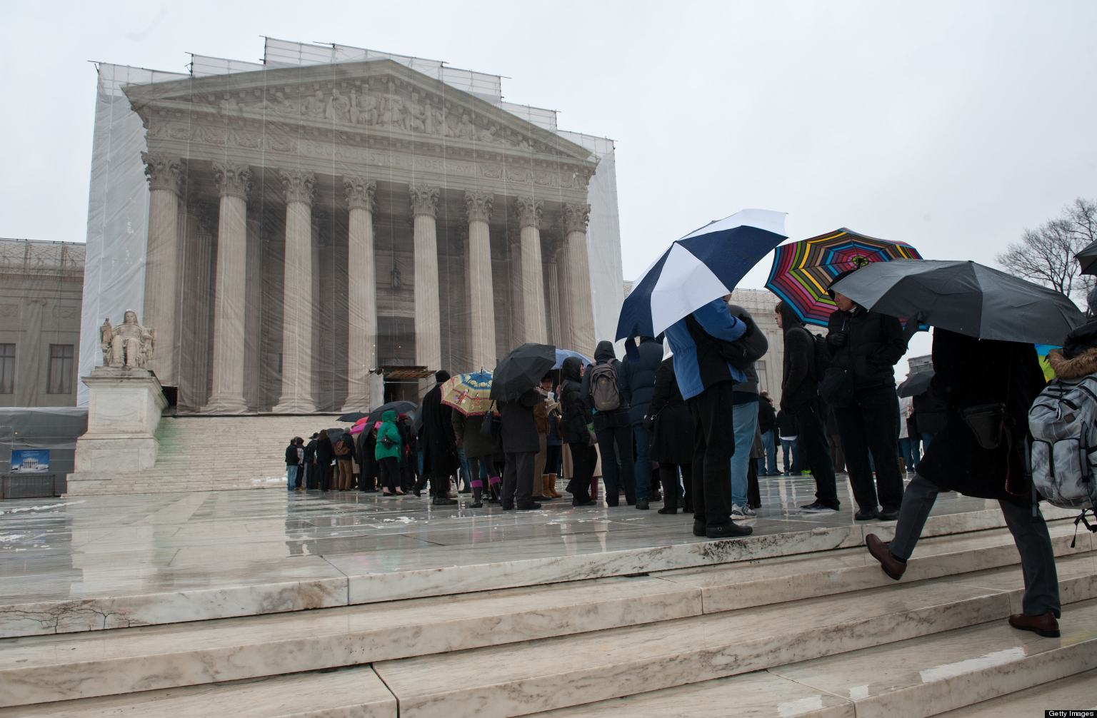 Supreme Court Questions Whether It Can Even Decide DOMA Case