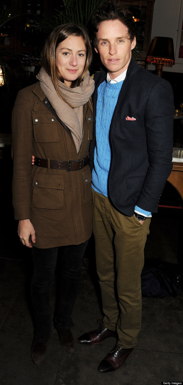 are eddie redmayne and hannah bagshawe still dating