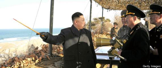 North Korea High Alert