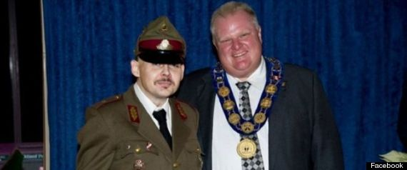 ROB FORD INTOXICATED PHOTOS
