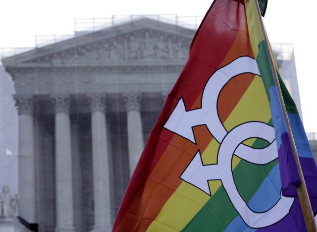 Etats d'interdiction de mariage gay