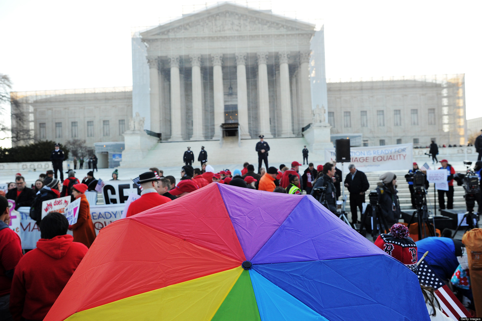 '8' Expectations: Arguments Cast Doubt On Gay Marriage Ban