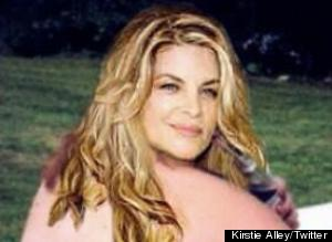 kirstie alley facebook