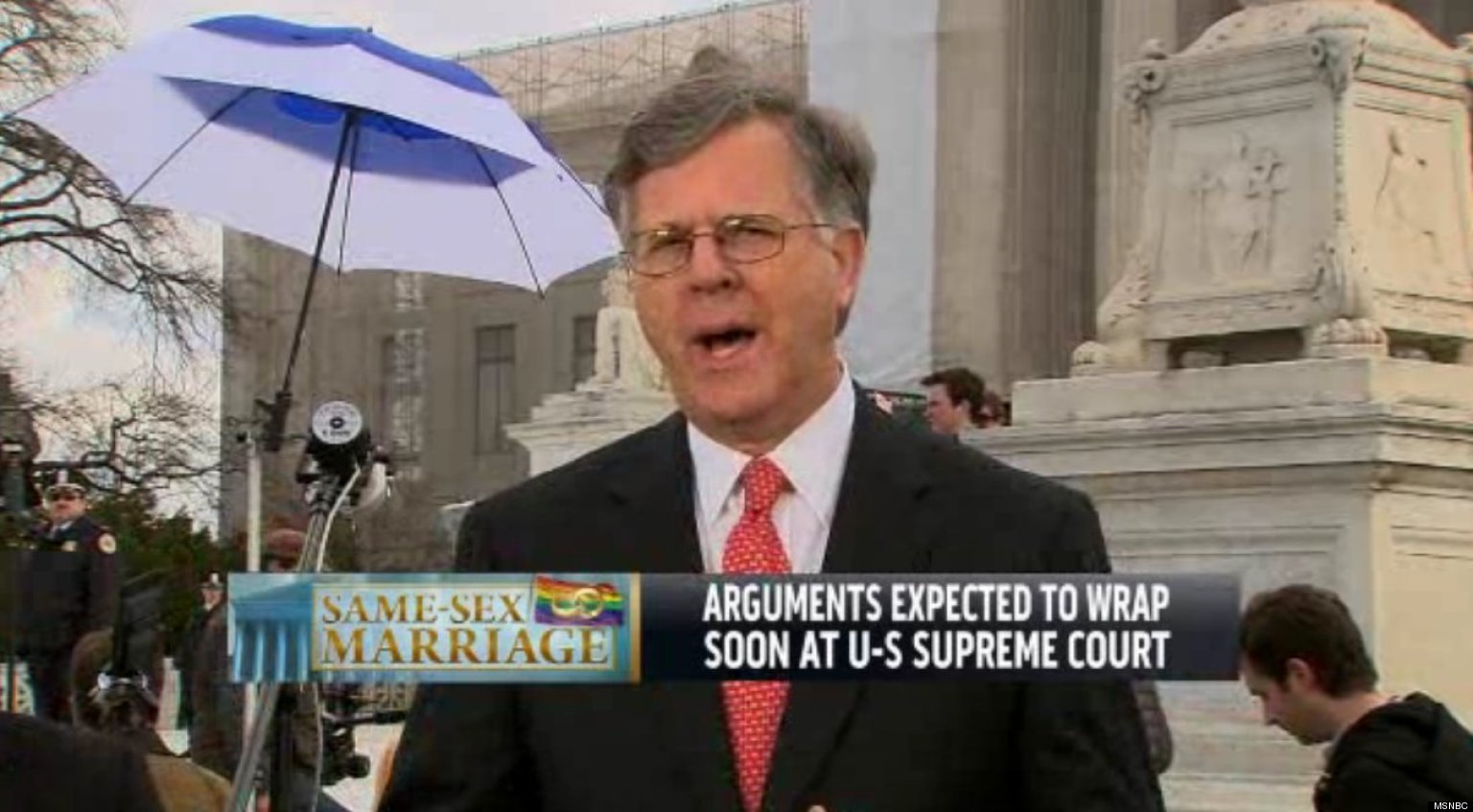 NBC Reporter: SCOTUS 'Not Prepared To Issue Broad Ruling' On Marriage