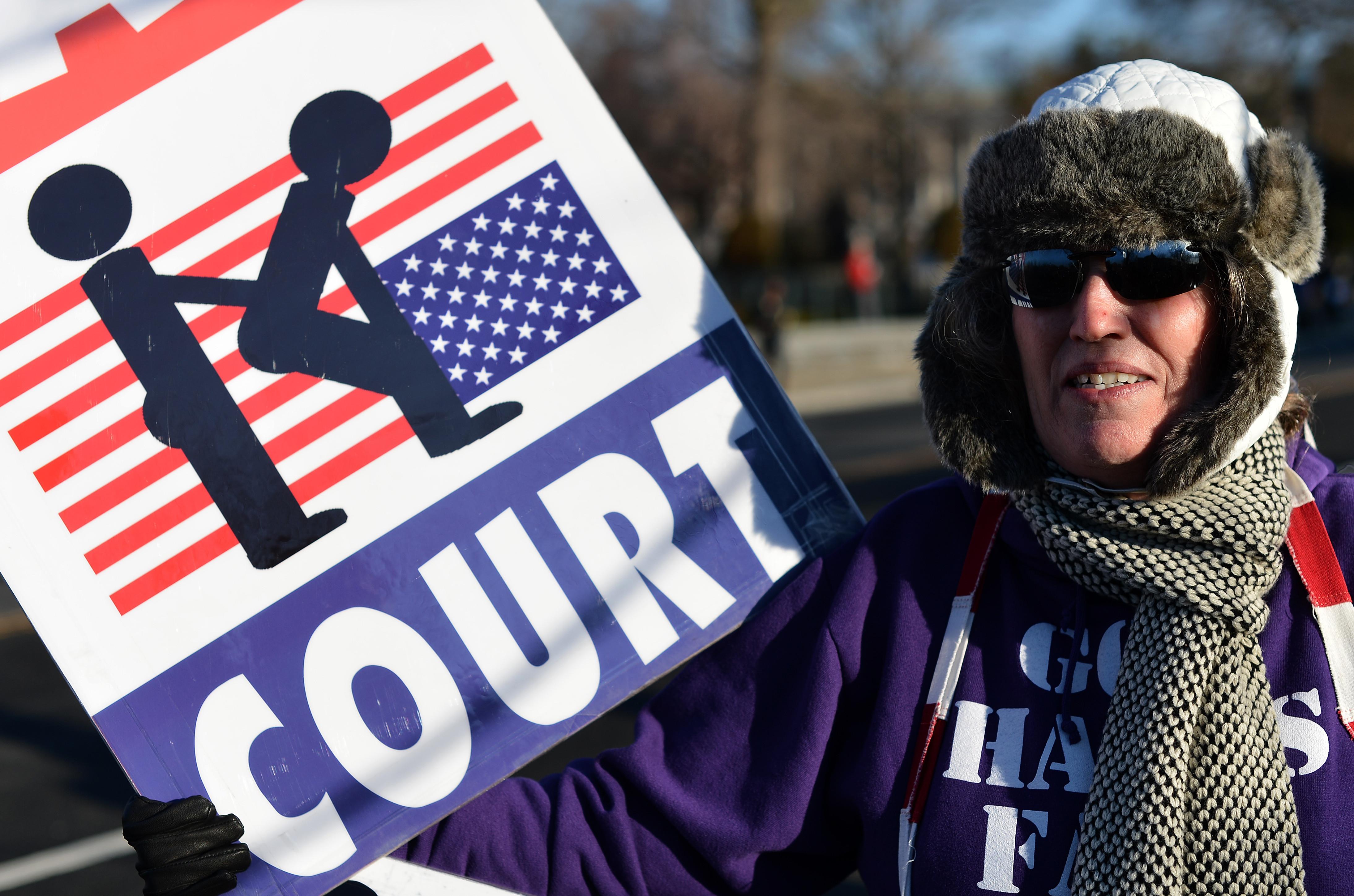 Justice Kennedy: Prop 8 Hurts Children Of Same-Sex Parents