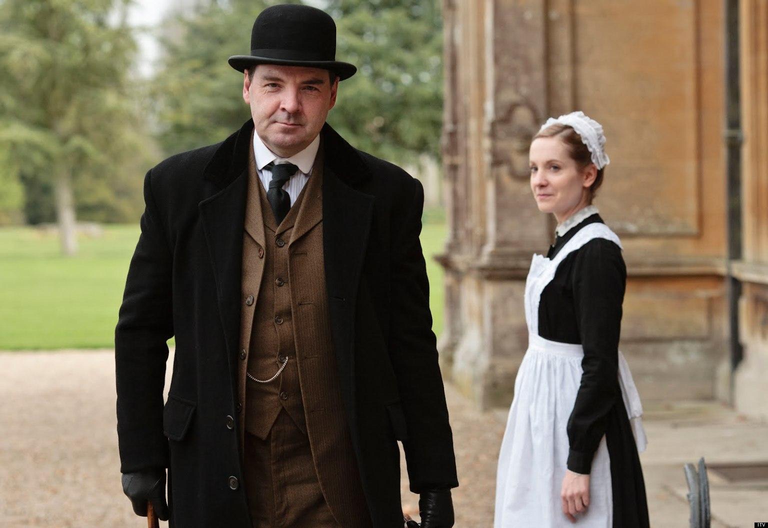 'Downton Abbey' Star Joanne Froggatt Doesn't Want Anna And ...