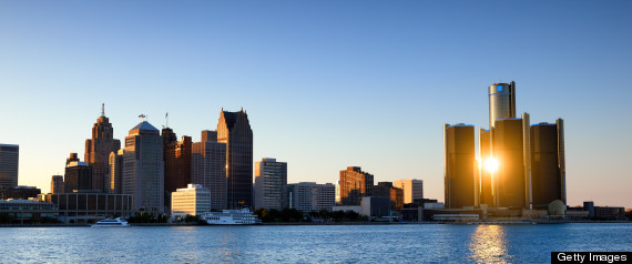 EMERGING DOWNTOWNS US CITIES