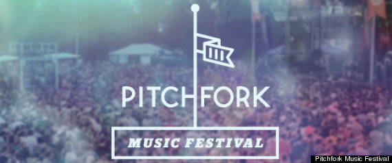 PITCHFORK FESTIVAL 2013 OFFICIAL LINEUP