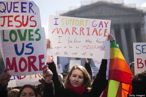 Gay Marriage Support Funny