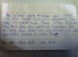 Relationship Advice From This 6th-Grader Is Heartbreakingly Realistic (PHOTO)