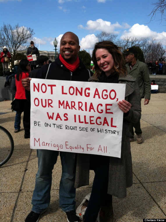 protest posters marriage Gay
