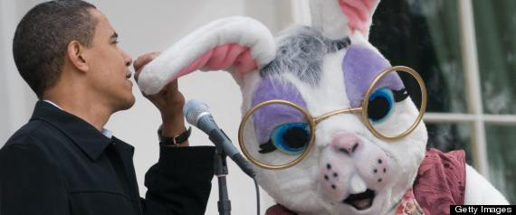 WHITE HOUSE EASTER EGG ROLL GUESTS