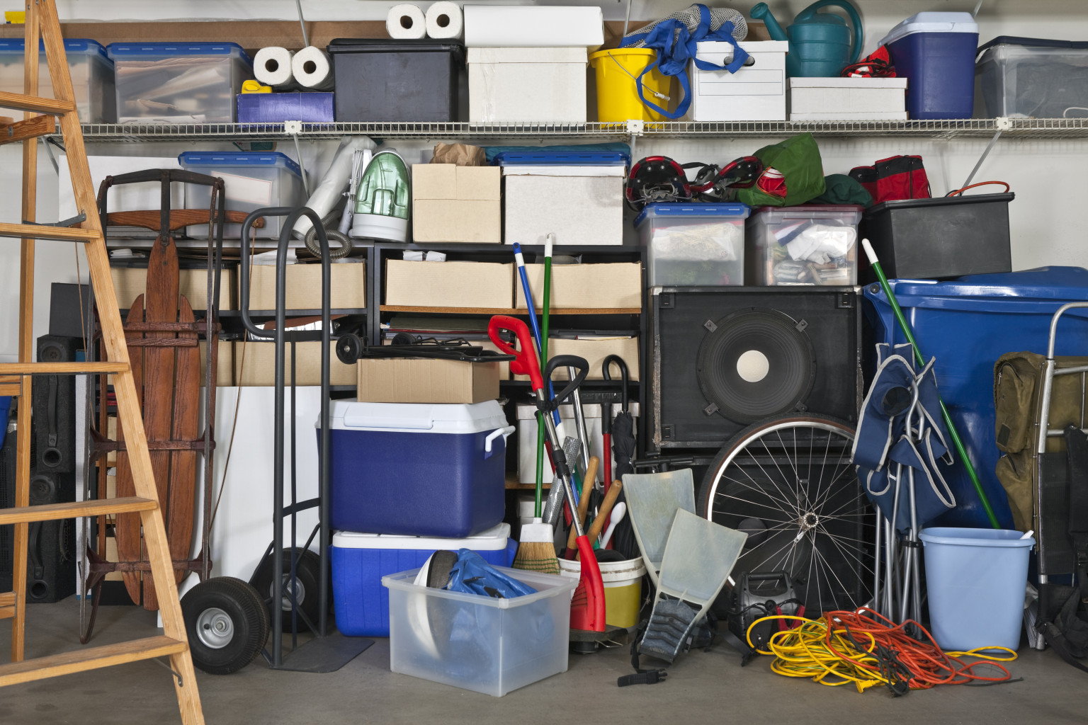 Easy Garage Storage Solutions Huffpost