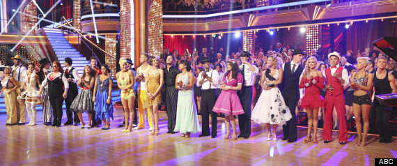 DWTS RESULTS