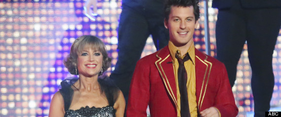 DOROTHY HAMILL LEAVES DWTS