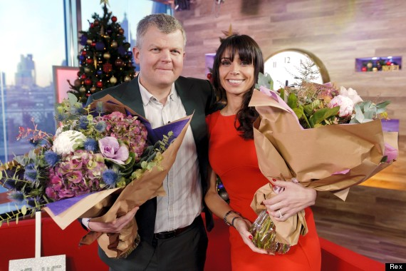 adrian chiles christine bleakley
