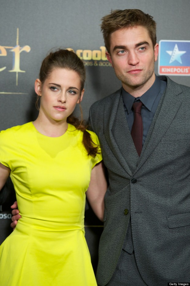 kristen stewart robert pattinson road trip