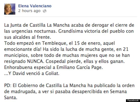 valenciano facebook